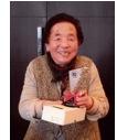 曽根田しげるさん94歳で年間賞準賞ヤッタね!